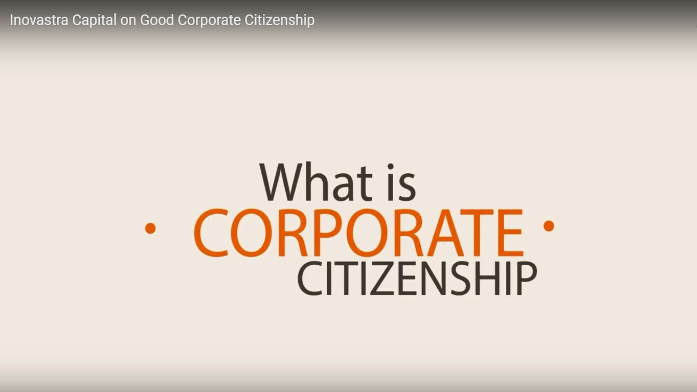 What is Corporate Citizenship?